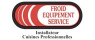 logo Froid-Equipement-Service- mécène Saison La Passerelle 2018-19