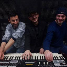 Organic Trio - Arémuz fanfare © Niko Rodamel